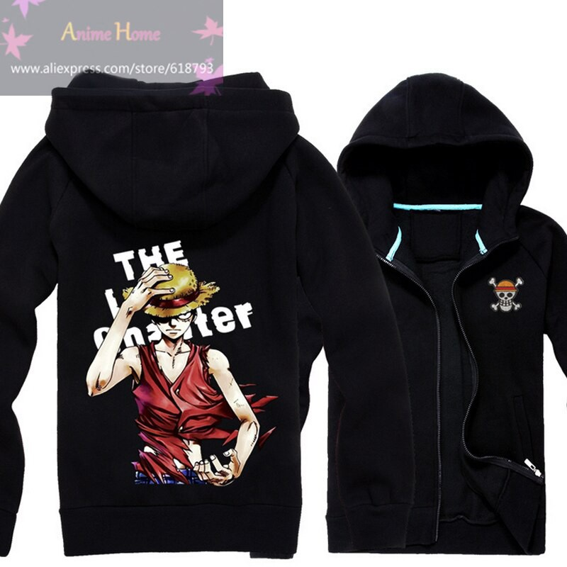 2cc516bdf50e Anime One Piece Cartoon Printed Hoodie Hoodies And Sweatshirt Winter Hoodie  With Felpe Tracksuit | Shopee Malaysia