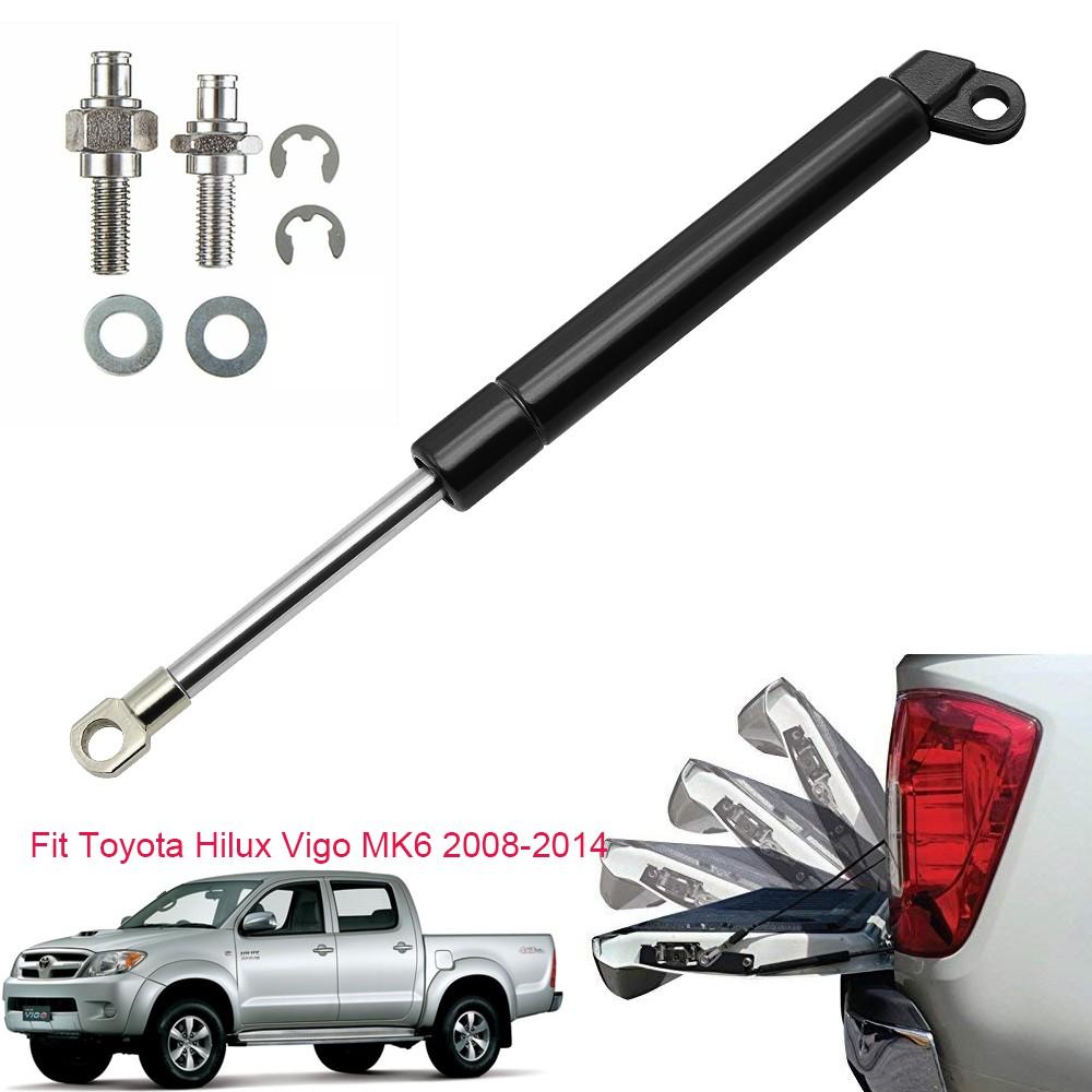 Rear Trunk Tail Gate Slow Down Shock Strut Damper For Toyota Hilux Vigo Mk6 05+