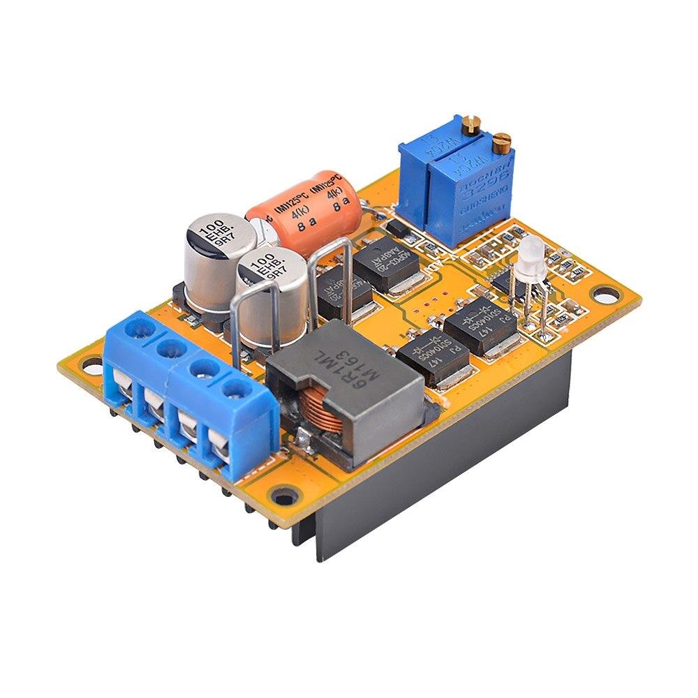 Solar Panel Regulator 5A MPPT Controller Battery Charging 12V 24V 9V Auto Switch