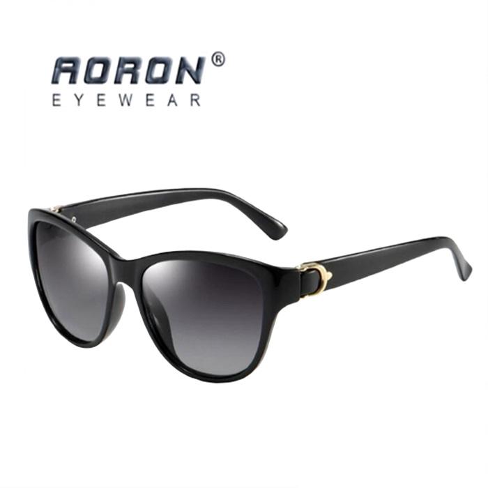 💥New💥AORON Cermin Mata Hitam Wanita Colorful Womens Sunglasses A572