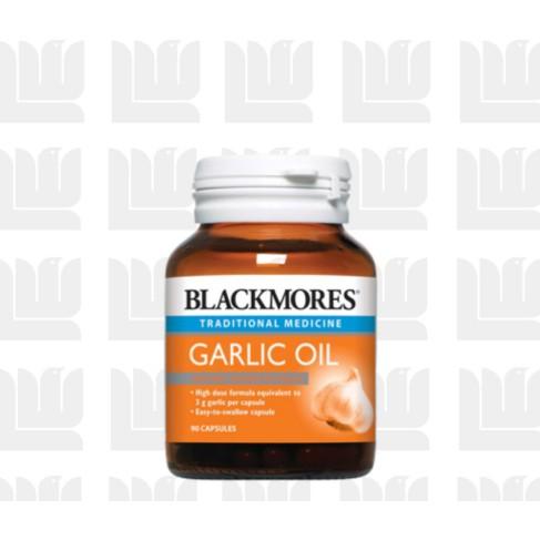 Blackmores Garlic Oil (90s)