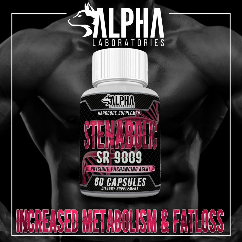 Alpha Lab StenaBolic