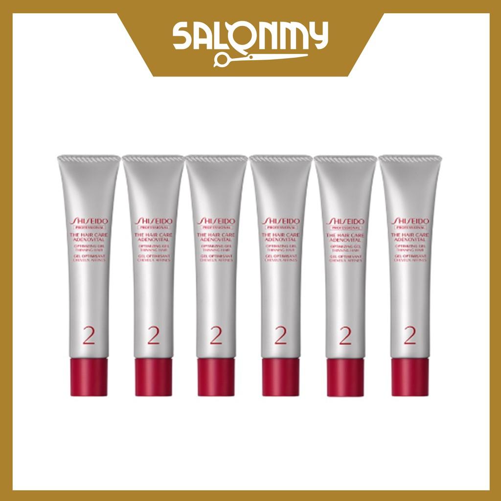 Shiseido THC Adenovital Optimizing Gel 40g x 6