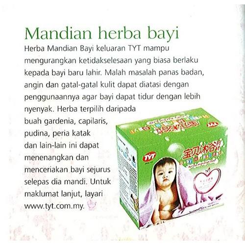 Mandian Herba Bayi TYT