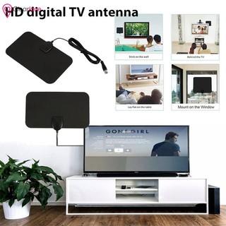 CLE Digital TV Aerial Indoor HDTV Antenna TV Signal Receiver