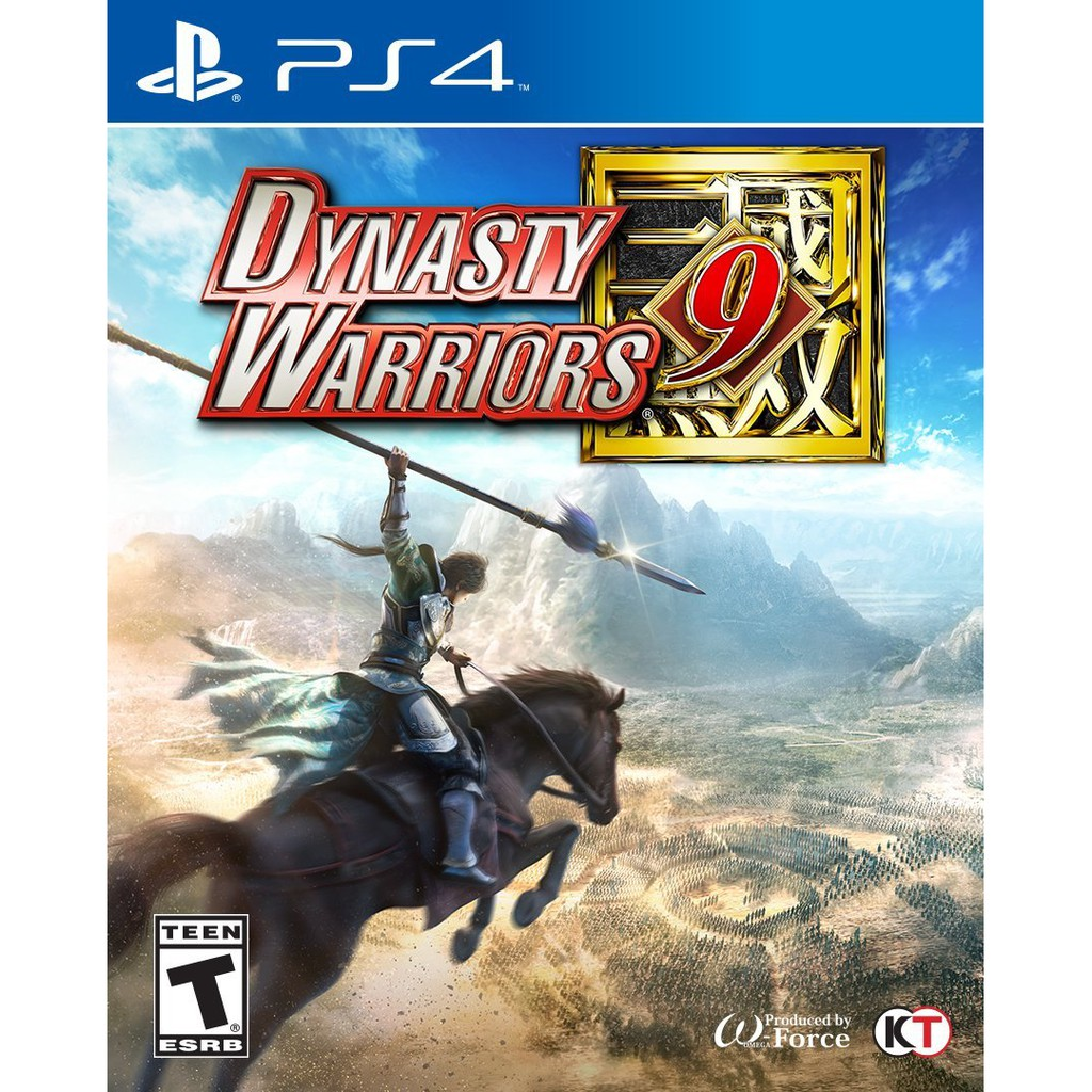 PS4 Dynasty Warriors 9 (R3/ENG)