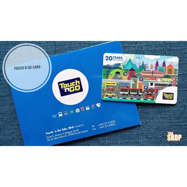 Touch N Go Card With Warranty 1 Month Shopee Malaysia