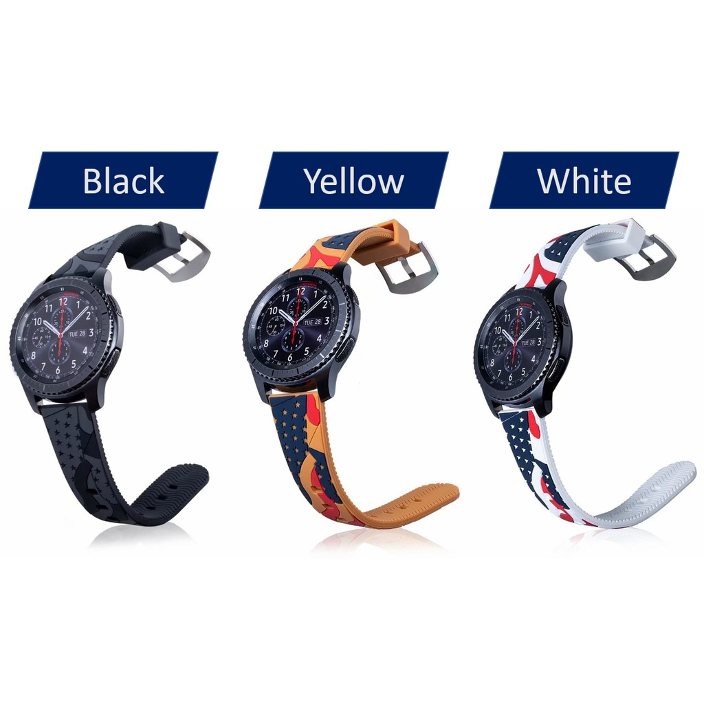 Huami Amazfit GTR/ Huawei Watch GT/GT2/Watch2 PRO/Honor Watch Magic Strap  22mm Strap 智能手表带