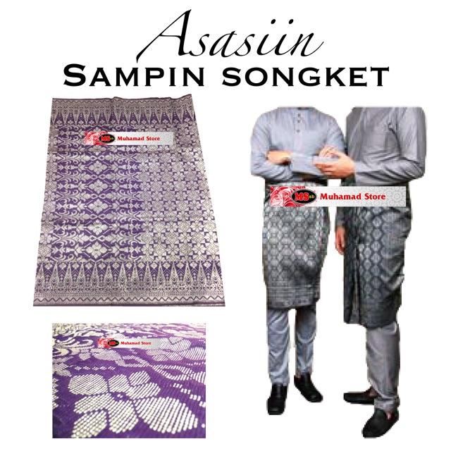 Asasiin Sampin Songket