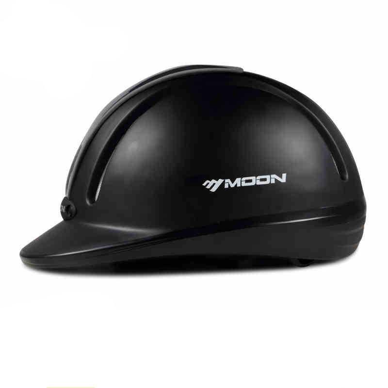 1*Universal Equestrian Helmet Adjustable Horse Riding Sport Helmet Head Protect