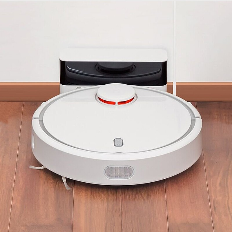 3010Ready Stock3011Original Xiaomi Mijia Smart Robot Vacuum Cleaner Sweep1800Pa 5200mAH APP Control