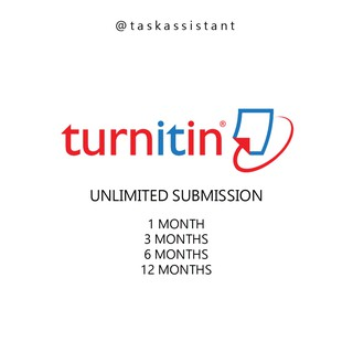 Turnitin Student Account UNLIMITED WORD COUNT 🔥Limited Time Offer