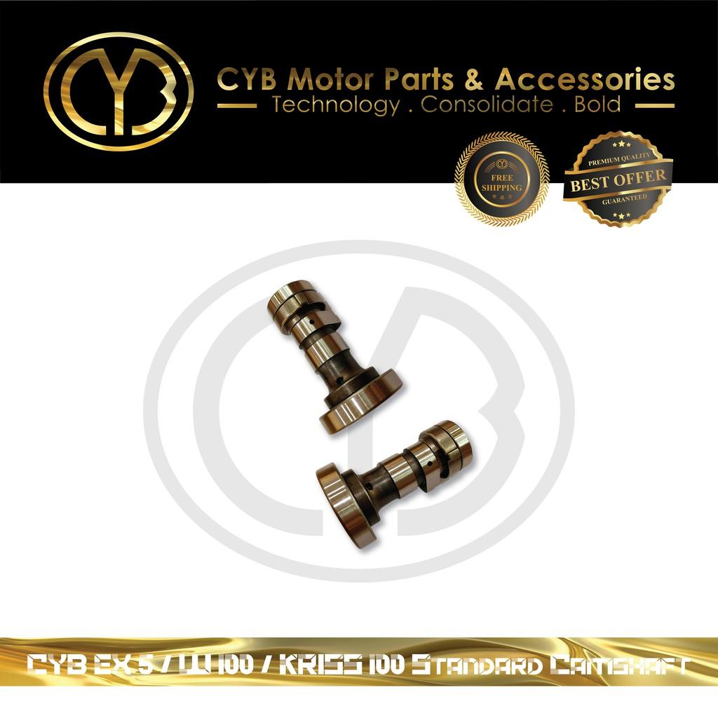CYB EX5 Standard Camshaft