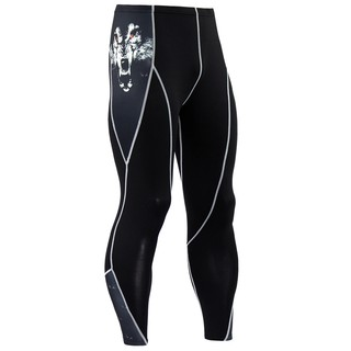 spring summer bike riding suit pants sports tight pants Red &white