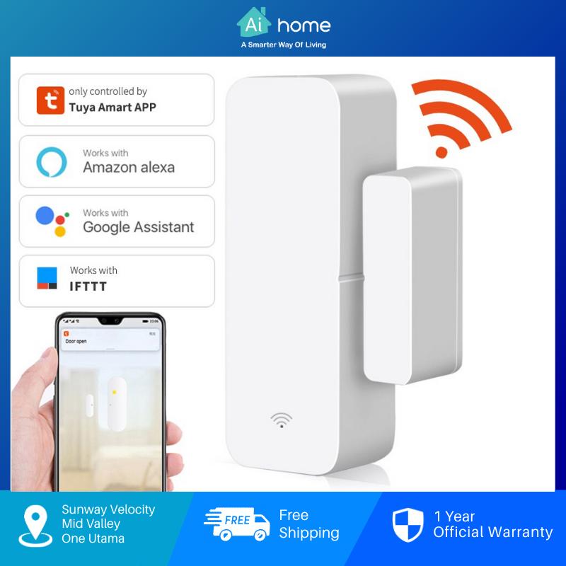 AI HOME Smart Wifi Door/Window Sensor D06 [ Aihome ]
