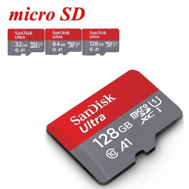 SANDISK ORIGINAL SD CARD 8/16/32/64/128/256GB