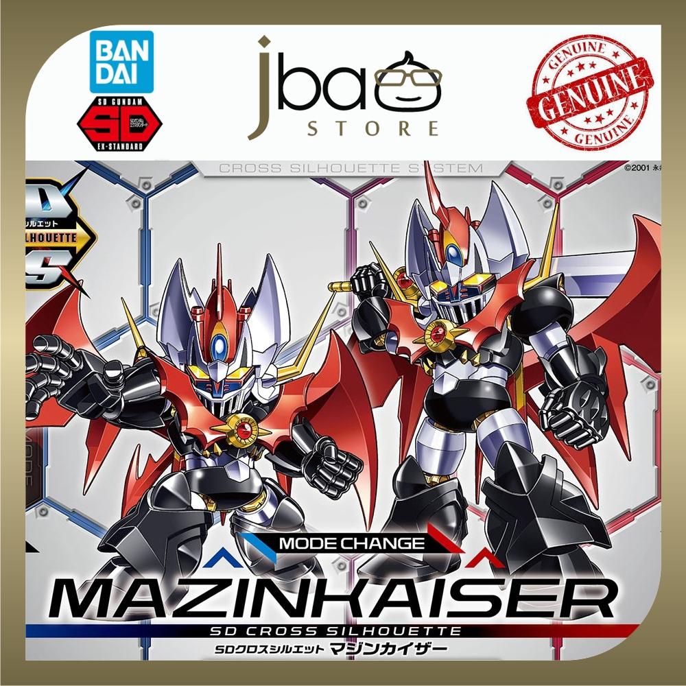 Bandai SD Cross Silhouette Mazinkaiser Mazinger Z Plastic Model Kit Japan Original
