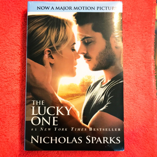【Ready Stock 】The Lucky One