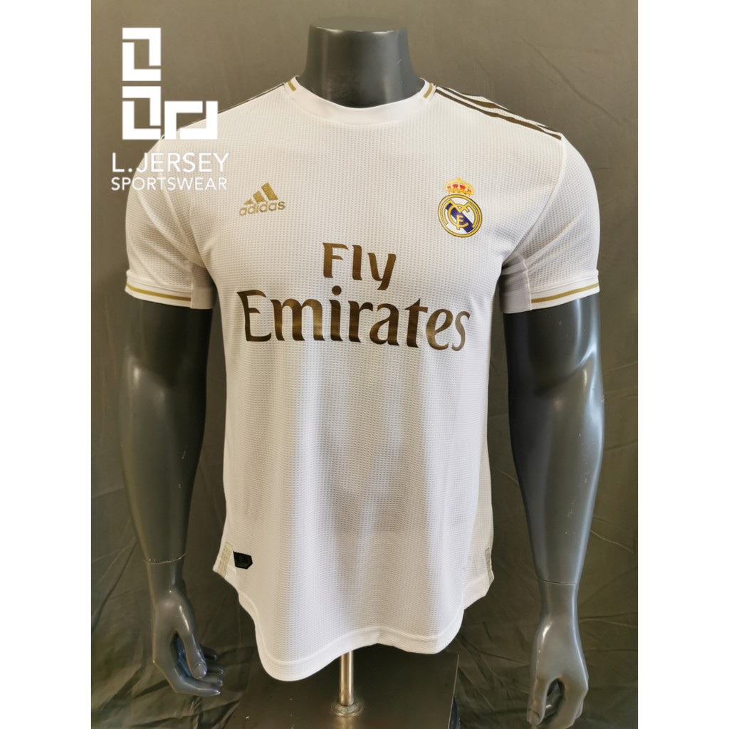 Real Madrid Men Home Season 19/20 CLIMACHILL Player Jersey