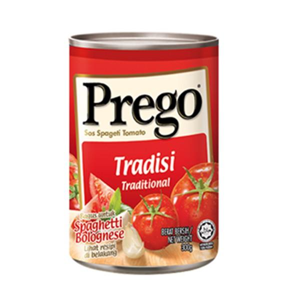 Prego Traditional 300gm | Shopee Malaysia