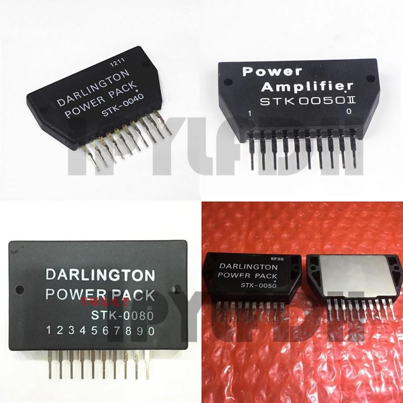 Hybrid-IC stk0060; Power audio amp