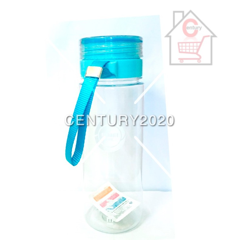 RIMEI Sports Water Bottle Double Mouth Leak Proof With Strap And Filter Outdoor Travel Bottle 980ml
