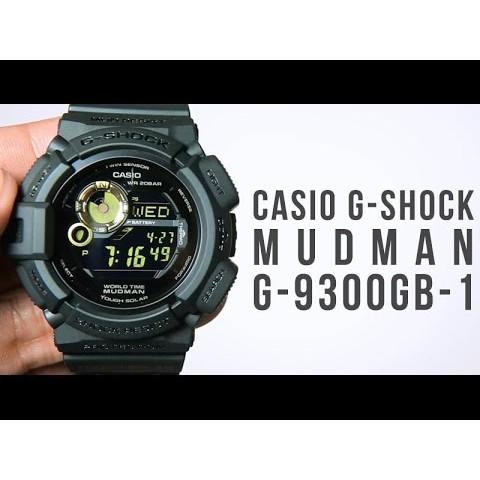 G-9300GB-1 ORIGINAL CASIO G SHOCK MUDMAN MAN SPORT DIGITAL  WATCHES(WARRANTY+BOX)  d897650ca49b