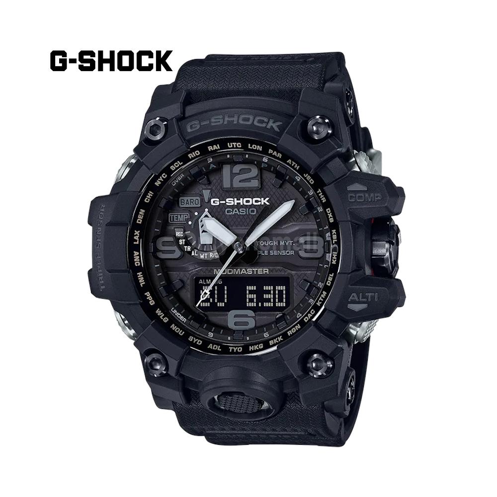 Casio G-Shock GWG-1000-1A1 Mudmaster Master of G