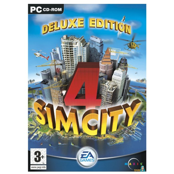 SIMCITY 4: DELUXE EDITION [PC DIGITAL DOWNLOAD]