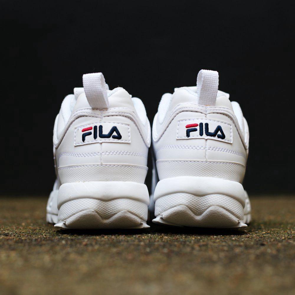 przed Sprzedaż najtańszy sprzedaż Low Flats Women Fila Disruptor 2 Sport Runing Shoes