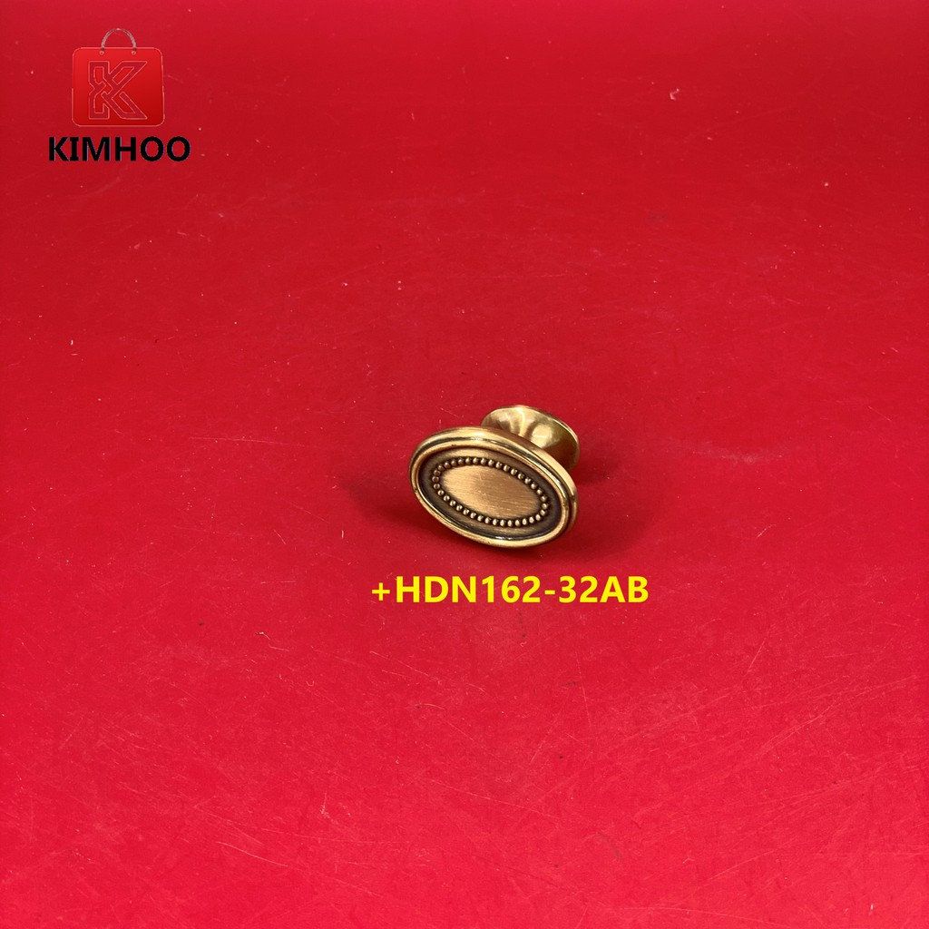 High Quality Vintage Furniture Cabinet Handle Knobs +HDN162-32AB