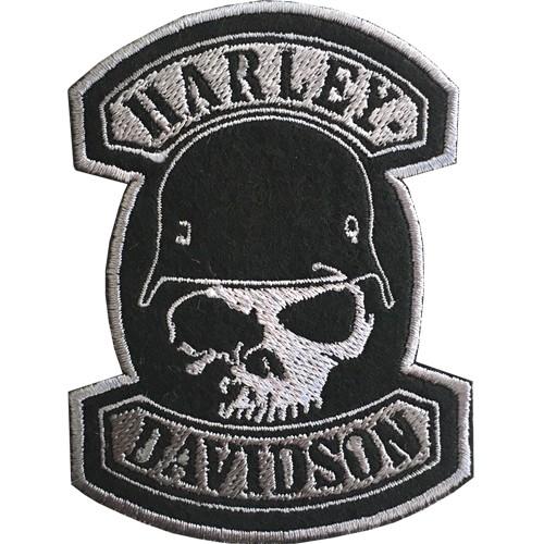 อาร์มรีดติดเสื้อ HARLEY DAVIDSON ตัวรีดติดเสื้อ HARLEY DAVIDSON ตัวรีดHARLEY DAV