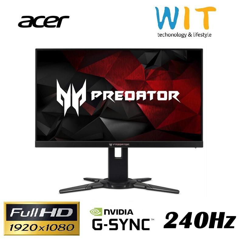 Acer Predator XB272 27 inch FHD TN Gaming Monitor (HDMI & DP/3 Year  Warranty)