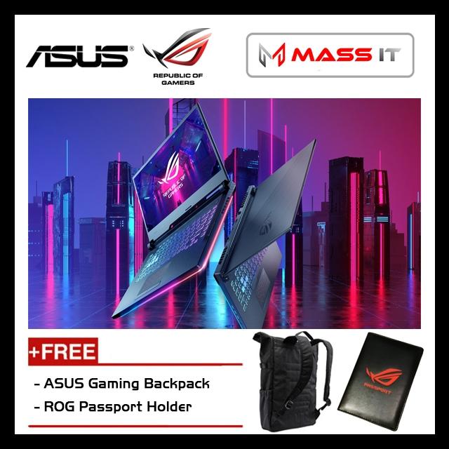 ASUS G531G-TAL236T ROG Strix G (i5-9300H/GTX1650 4GD5/4GB D4/512GB PCIe  NVMe M 2 SSD/15 6