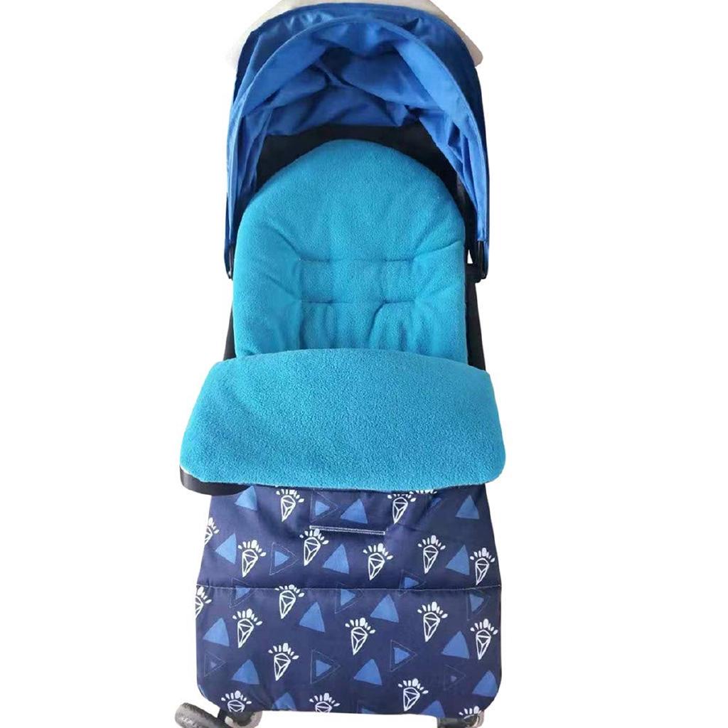 Universal Fleece Cosytoes Buggy Pushchair Pram Stroller Baby Toddler Lime BNIP