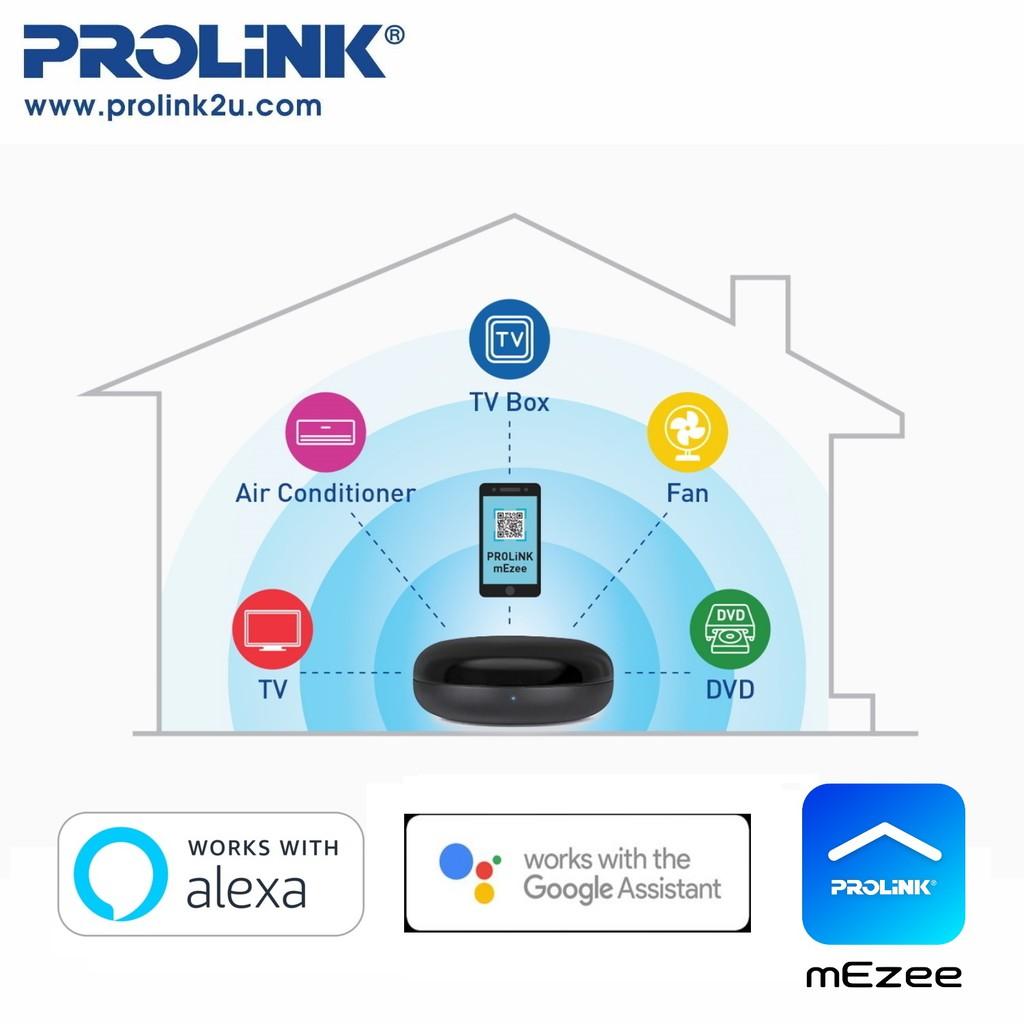 PROLiNK Smart Home IR Controller DS-3301