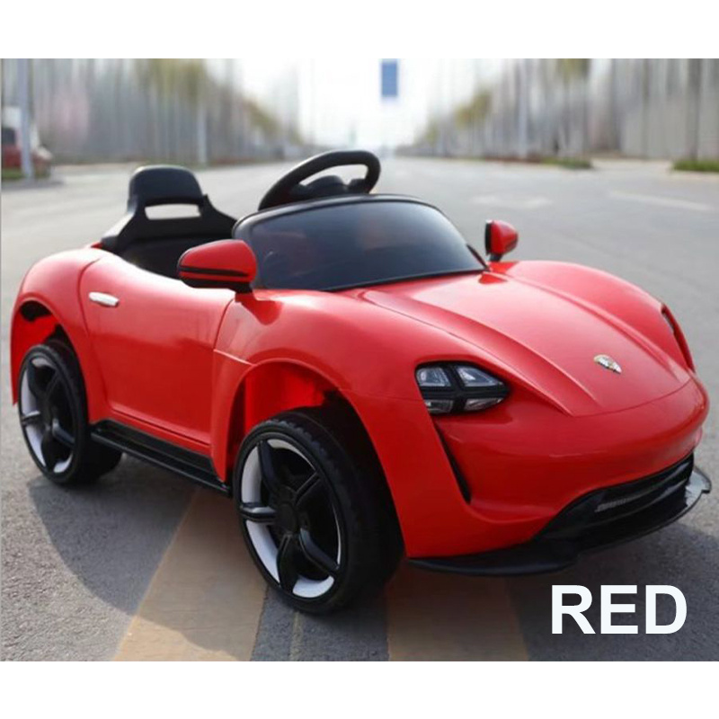 GDealChildren Electric Car Four Wheel Dual Drive Swing Remote Control Car Sit On Children Toys