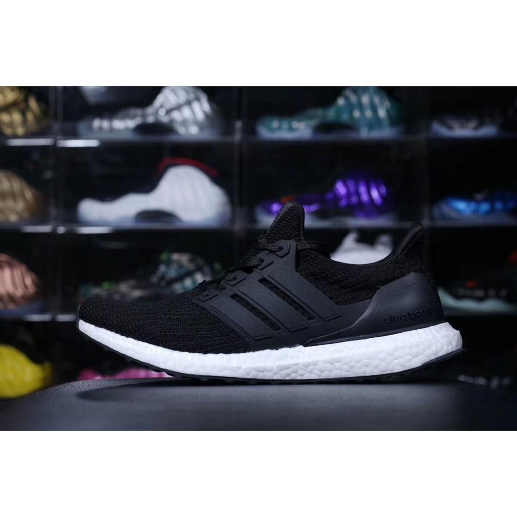 bed514341  Original  Sale adidas ultra boost ub 4.0 BASF Shoes BB6166 Black White  Limited