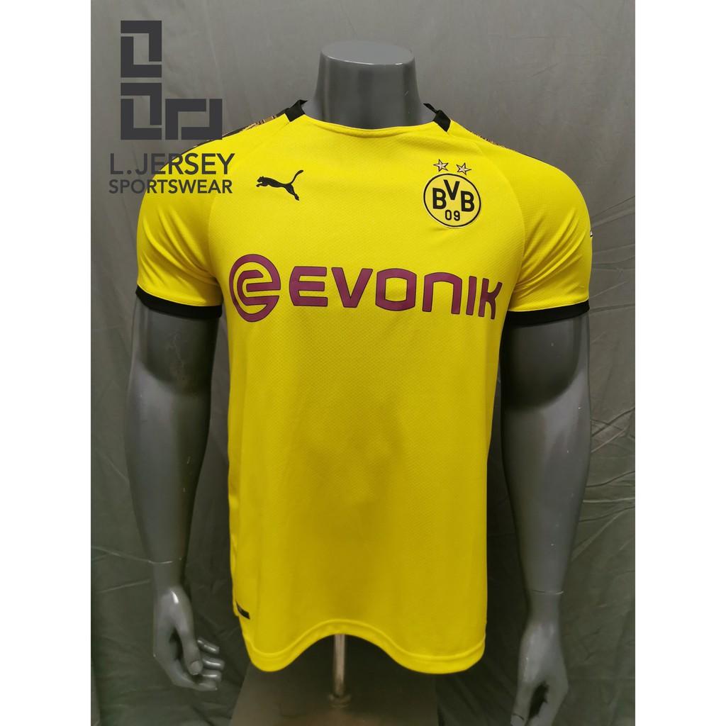 Borussia Dortmund Men Home Season 19/20 Fans Jersey