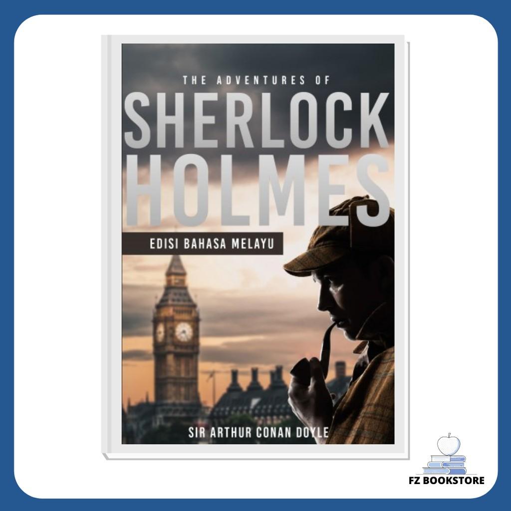 The Adventures of Sherlock Holmes - Edisi Bahasa Melayu - Novel