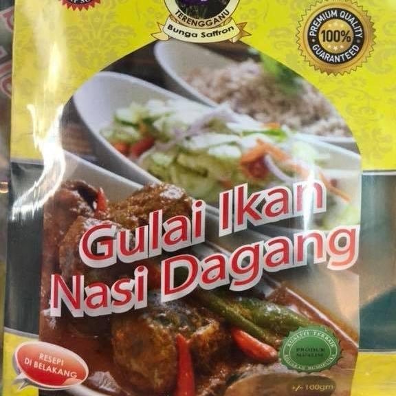 Rempah Gulai Ikan Nasi Dagang By Pokleh Pasar Payang