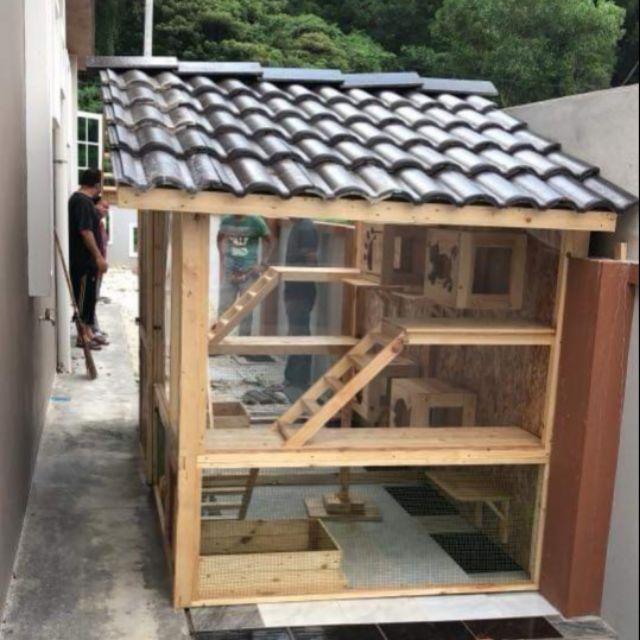 Rumah Kucing Sho Malaysia