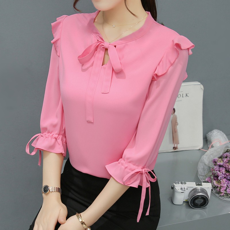 Shirt] [Elegant Women