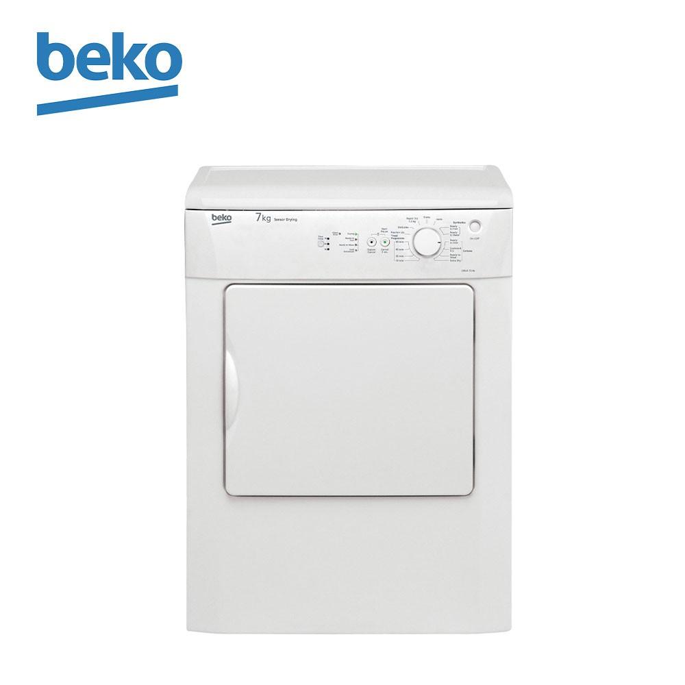 Beko Tumble Dryers (7kg) DRVS73W