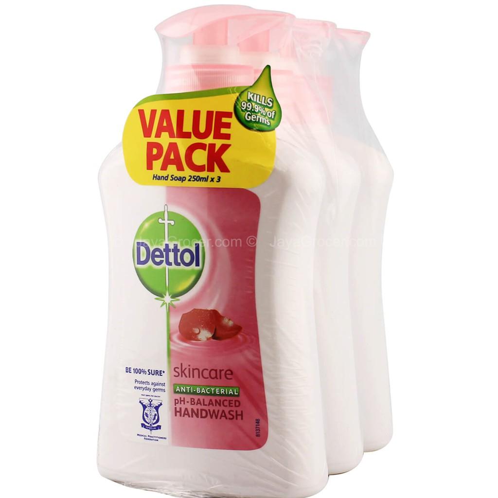 Dettol Anti Bacterial Ph Balanced Bodywash Original 950ml Shopee Lasting Fresh 450ml X 3 Malaysia