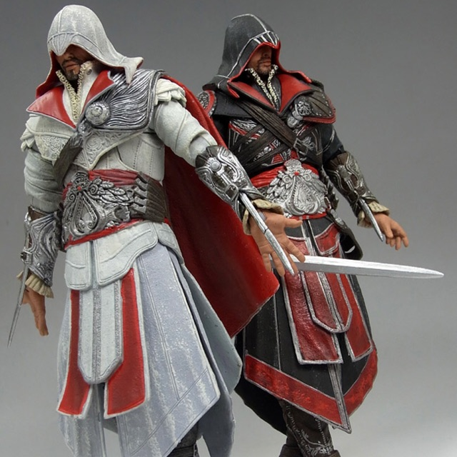 Neca Assassin S Creed Series Shopee Malaysia