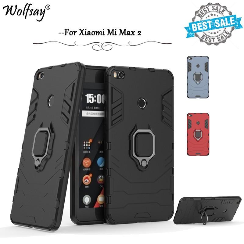best service 19b38 2267d Xiaomi Mi Max 2 phone case & fashion case ring bracket