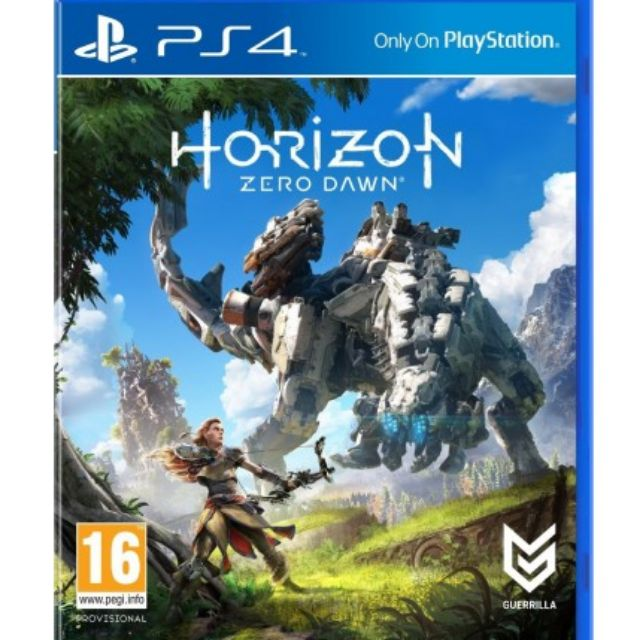 [NEW] PS4 Horizon Zero Dawn R2 [ENG]