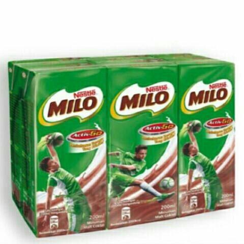 Milo Activ-Go 12x200ml