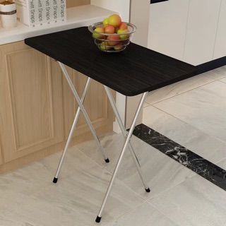Folding Table Foldable Home Eating Small Table Dining Table